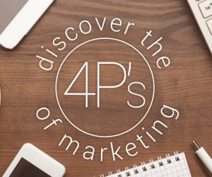 The new 4 P's of Marketing