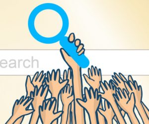 Search engines are the most common tool with which new products are discovered online