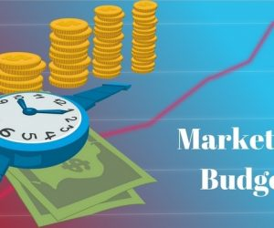 The marketing budgets of B2B companies will increase up to 6.7%