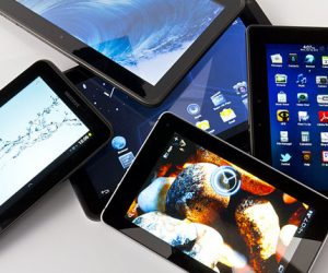 The tablets increase the level of satisfaction of consumers in the purchase process