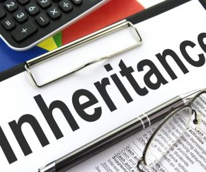 What should you do with an inheritance?