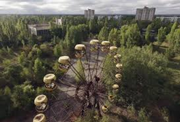 Still Cleaning Up: 30 Years After the Chernobyl Disaster - The ...